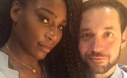 Serena Williams férjhez ment