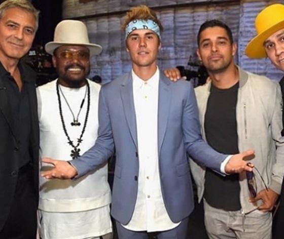 Justin Bieber színészek körében