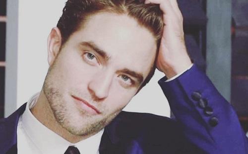 Robert Pattinson szakított?