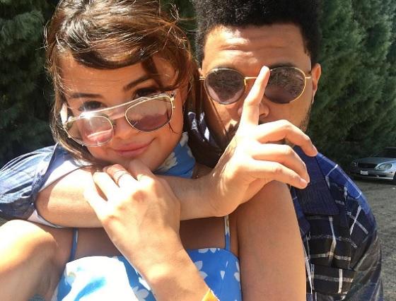 The Weeknd, azaz Abel Tesfaye Selena Gomezzel