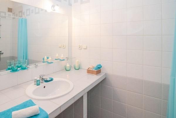 A fürdőszoba, konyha különösen fogékony terület a penészedésre