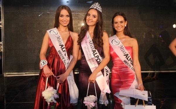 Miss Alpok Adria Szépségverseny országos döntője - fotó: Végh István
