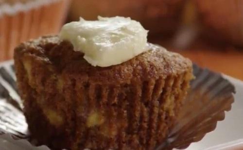 Banános muffin – a nyári kedvenc