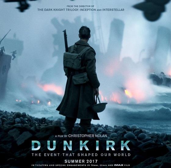 Harry Styles debütálása - A Dunkirk című film plakátja