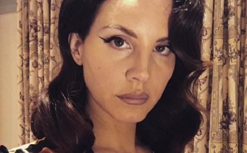 Lana Del Rey bajban van – koncertjét is lemondta