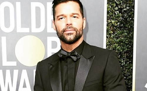 Ricky Martin megházasodott