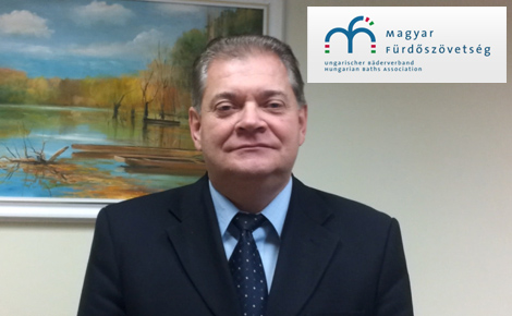 A Magyar Fürdőszövetség új elnöke beszélt jövőbeli terveiről