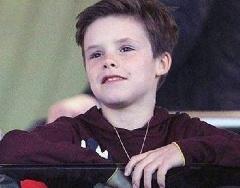 A 11 éves Beckham-fiú az új Justin Bieber?