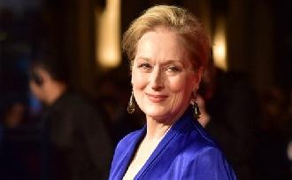 Merly Streep még mindig sugárzóan gyönyörű