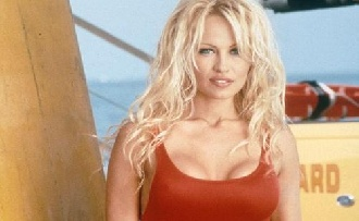 Pamela Anderson a botox ellen